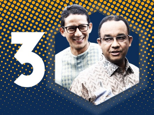anies sandi no 3