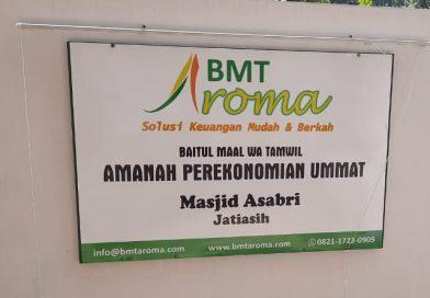 BMT Aroma Masjid Asabri Bisnis Dengan Mengutamakan Dakwah